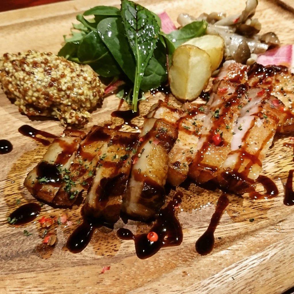 能登豚バラ肉 自家製スモークベーコン